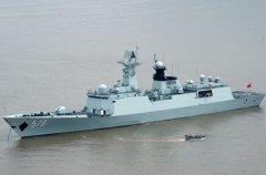 人民海軍(jun)成立67周年 多地海軍(jun)艦艇面向公(gong)眾開放